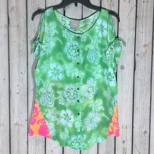 NWOT Anthro Vanessa Virginia Blouse